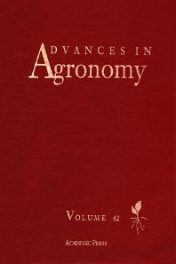 Advances in Agronomy, 1st Edition,Donald L Sparks,ISBN9780080563756