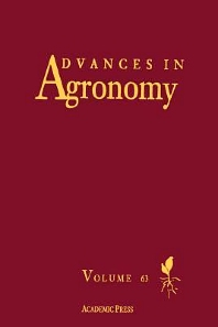 Advances in Agronomy, 1st Edition,Donald L Sparks,ISBN9780080563763