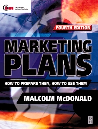 Marketing Plans - 4th Edition - ISBN: 9780080569567