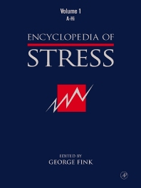 Cover image for Encyclopedia of Stress