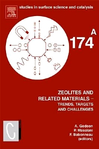 Zeolites and Related Materials: Trends Targets and Challenges(SET), 1st Edition,Antoine Gedeon,Pascale Massiani,Florence Babonneau,ISBN9780080569864
