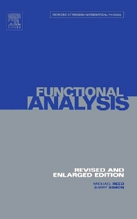Cover image for I: Functional Analysis