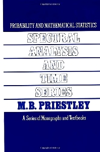 Cover image for Spectral Analysis and Time Series, Two-Volume Set
