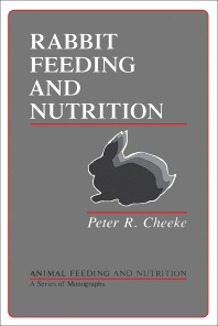 Cover image for Rabbit Feeding and Nutrition