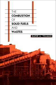 Cover image for The Combustion of Solid Fuels and Wastes