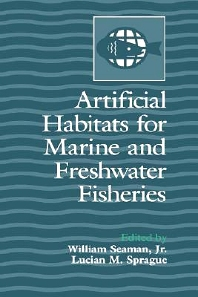 Cover image for Artificial Habitats for Marine and Freshwater Fisheries