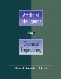 Cover image for Artificial Intelligence in Chemical Engineering