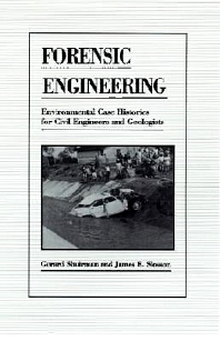 Cover image for Forensic Engineering