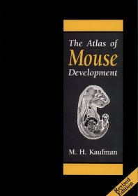 Cover image for The Atlas of Mouse Development