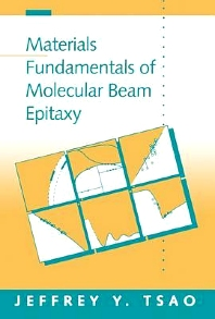 Cover image for Materials Fundamentals of Molecular Beam Epitaxy