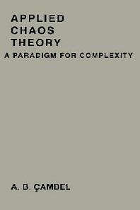 Cover image for Applied Chaos Theory