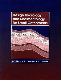 Cover image for Design Hydrology and Sedimentology for Small Catchments