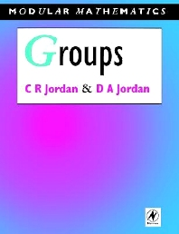 Cover image for Groups - Modular Mathematics Series