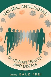 Cover image for Natural Antioxidants in Human Health and Disease