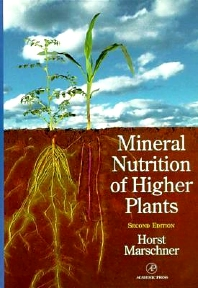Cover image for Mineral Nutrition of Higher Plants