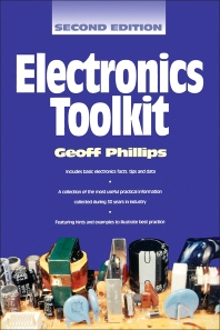 Cover image for Newnes Electronics Toolkit