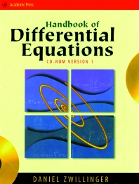 Handbook of Differential Equations - 3rd Edition - ISBN: 9780127843964, 9780080572741
