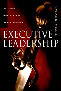 Executive Leadership - 1st Edition - ISBN: 9780877193692