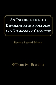 Cover image for An Introduction to Differentiable Manifolds and Riemannian Geometry, Revised
