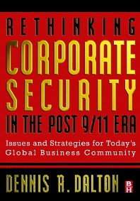 Cover image for Rethinking Corporate Security in the Post-9/11 Era