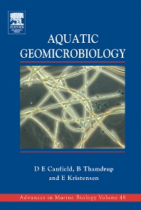 Cover image for Aquatic Geomicrobiology