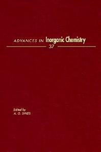 ADVANCES IN INORGANIC CHEMISTRY VOL 37