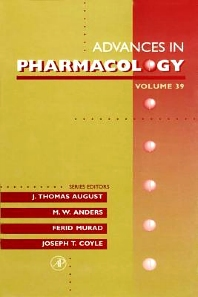 Advances in Pharmacology, 1st Edition,J. August,M. Anders,Ferid Murad,Joseph Coyle,ISBN9780080581316