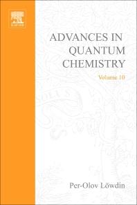ADVANCES IN QUANTUM CHEMISTRY VOL 10