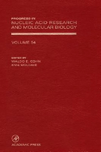 Progress in Nucleic Acid Research and Molecular Biology, 1st Edition,Waldo Cohn,Kivie Moldave,ISBN9780080863429