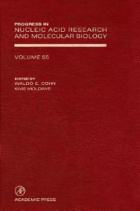 Progress in Nucleic Acid Research and Molecular Biology, 1st Edition,Waldo Cohn,Kivie Moldave,ISBN9780080863436
