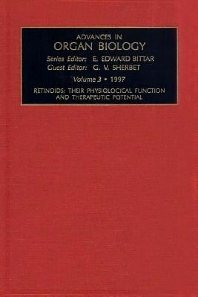 Retinoids: Their Physiological Function and Therapeutic Potential, 1st Edition,G.V. Sherbet,ISBN9780080877174