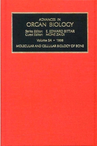 Molecular and Cellular Biology of Bone, Part 5A, 1st Edition,M. Zaidi,O.A. Adebanjo,C.L.H. Huang,ISBN9780080877204