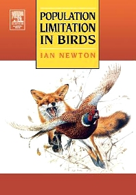 Cover image for Population Limitation in Birds