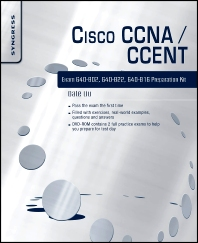 Cisco CCNA/CCENT Exam 640-802, 640-822, 640-816 Preparation Kit, 1st Edition,Dale Liu,ISBN9780080879680