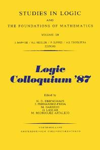 Logic Colloquium '87