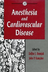 Cover image for Anesthesia and Cardiovascular Disease