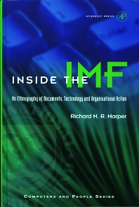 Inside the IMF - 1st Edition - ISBN: 9780123258403