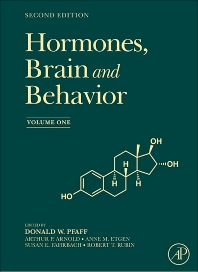 Cover image for Hormones, Brain and Behavior Online