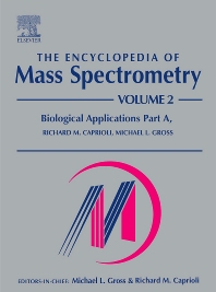 The Encyclopedia of Mass Spectrometry - 1st Edition - ISBN: 9780080438009, 9780080913179