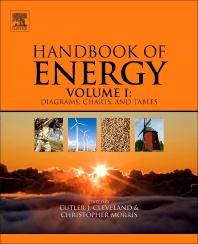 Handbook of Energy, 1st Edition,Cutler J. Cleveland,Christopher Morris,ISBN9780080914572
