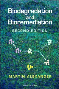 Cover image for Biodegradation and Bioremediation
