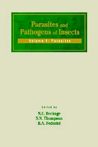 Cover image for Parasites and Pathogens of Insects