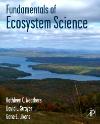 Cover image for Fundamentals of Ecosystem Science