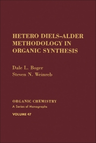 Hetero Diels-Alder Methodology in Organic Synthesis - 1st Edition - ISBN: 9780121108601, 9780080916972