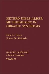 Cover image for Hetero Diels-Alder Methodology in Organic Synthesis