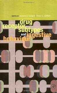 Cover image for Drug Receptor Subtypes and Ingestive Behaviour