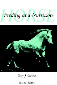 Cover image for Horse Feeding and Nutrition