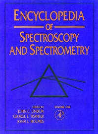 Encyclopedia of Spectroscopy and Spectrometry - 1st Edition - ISBN: 9780122266805, 9780080917771
