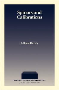 Cover image for Spinors and Calibrations