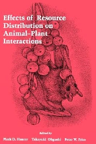 Cover image for Effects of Resource Distribution on Animal Plant Interactions